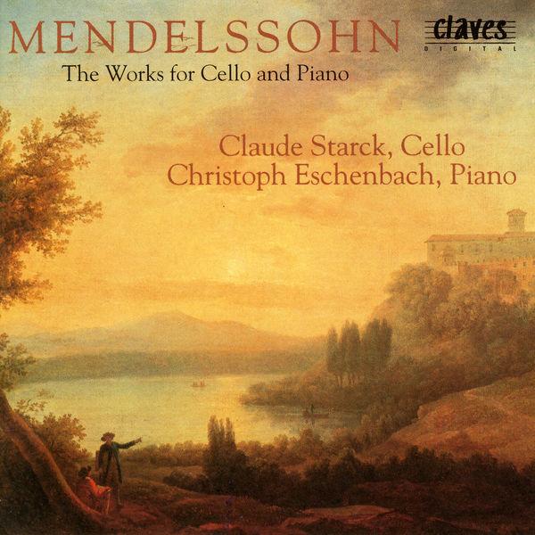 Claude Starck - Œuvres pour violoncelle et piano