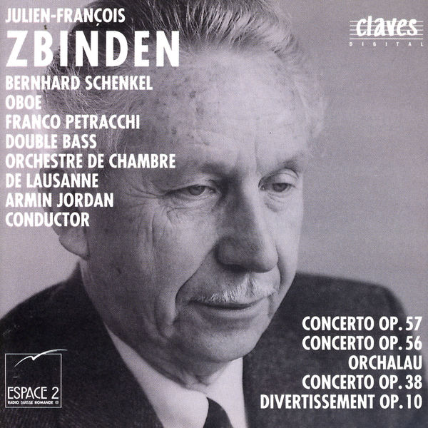 Bernard Schenkel - Zbinden: Concertos