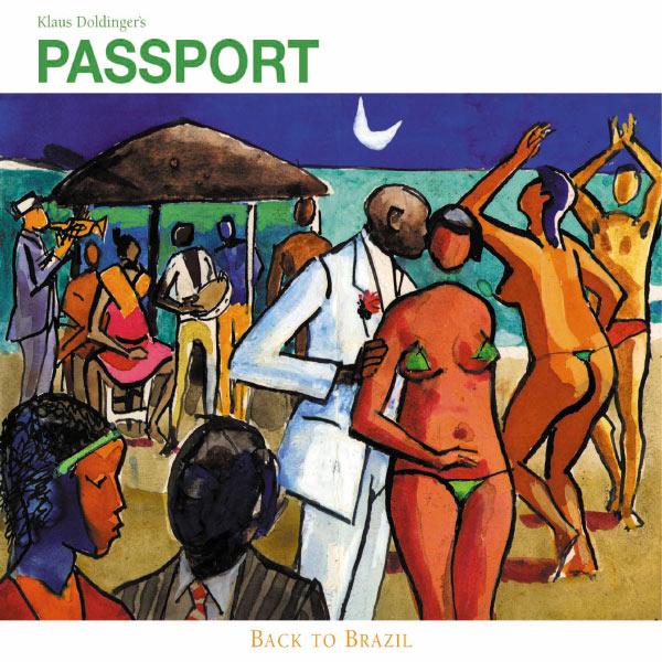 Passport - Back To Brazil (CD)