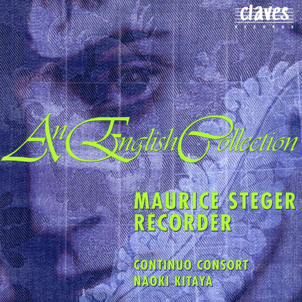 Maurice Steger - An English Collection