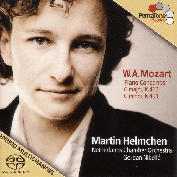 Martin Helmchen - Mozart: Piano Concertos Nos. 13 & 24