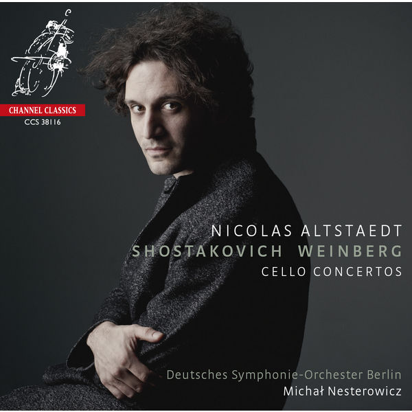 Nicolas Altstaedt - Shostakovich - Weinberg : Cello Concertos