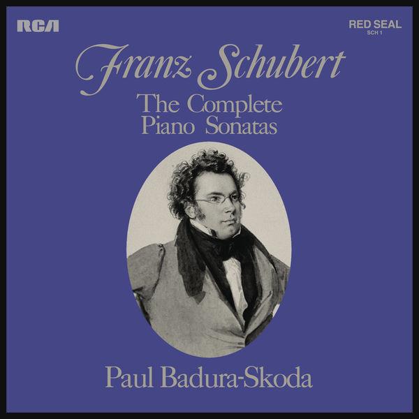 Paul Badura-Skoda - Schubert: Piano Sonatas D. 959, D. 960, D. 664, D. 845 & D. 850