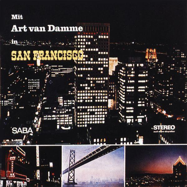 Art van Damme - Mit Art Van Damme in San Francisco