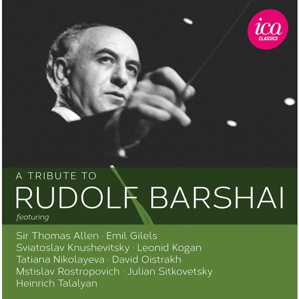 Rudolf Barshai - A Tribute to Rudolf Barshai