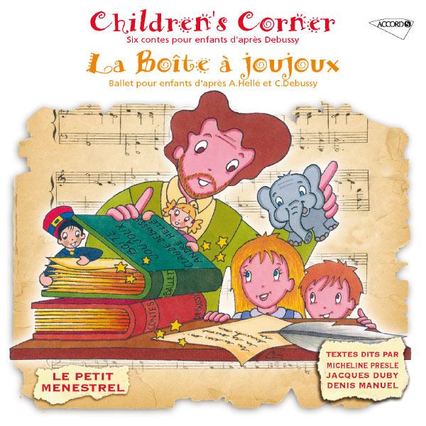 Alberto Neuman - Debussy: La Boîte A Joujoux, Children's Corner