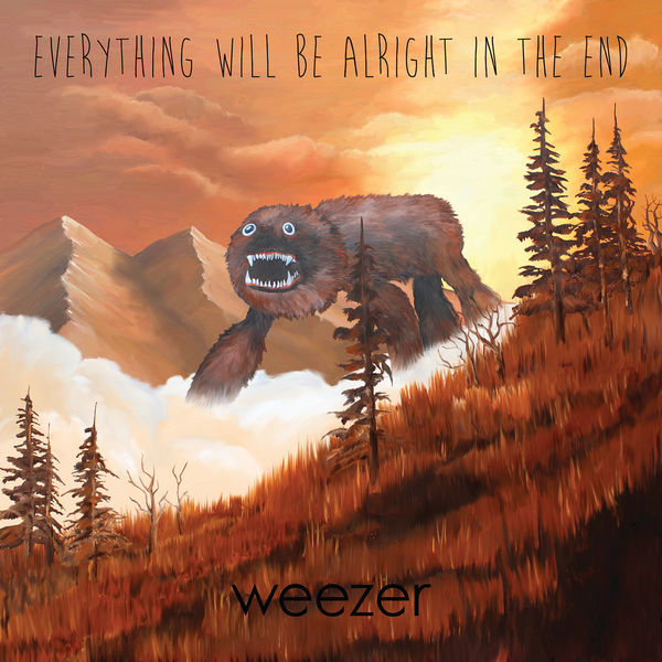 Weezer - Everything Will Be Alright In The End (2014) [96kHz/24bit]