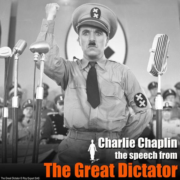 "Charlie Chaplin - Final Speech (From ""The Great Dictator"") - Single"
