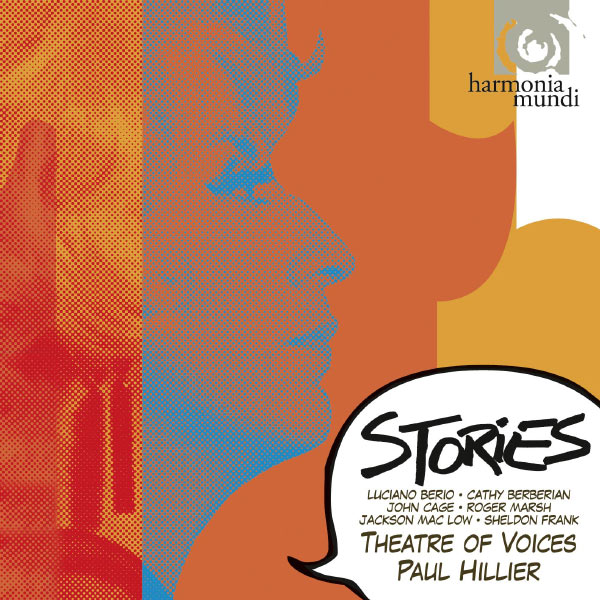 Paul Hillier - Stories: Berio and friends