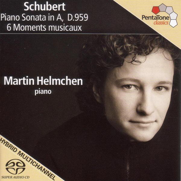 Martin Helmchen - Schubert, F.: Piano Sonata No. 20, D. 959 / 6 Moments Musicaux, D. 780