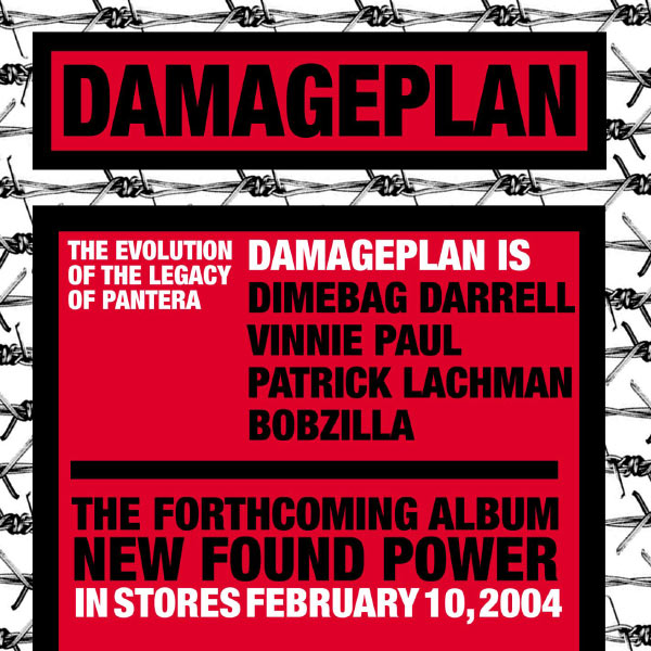 DAMAGEPLAN GRATUITO CD DOWNLOAD