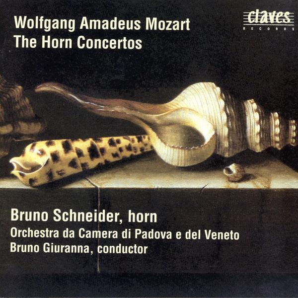 Bruno Schneider - Concertos pour cor et orchestre (Intégrale)