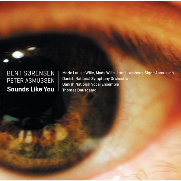 Loré Lixenberg - Bent Sørensen: Sounds Like You (Live)