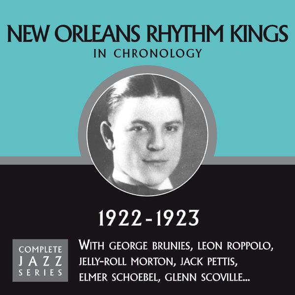 New Orleans Rhythm Kings - Complete Jazz Series 1922 - 1923