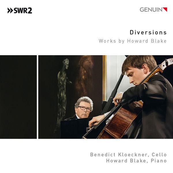 Benedict Kloeckner|Blake: Diversions