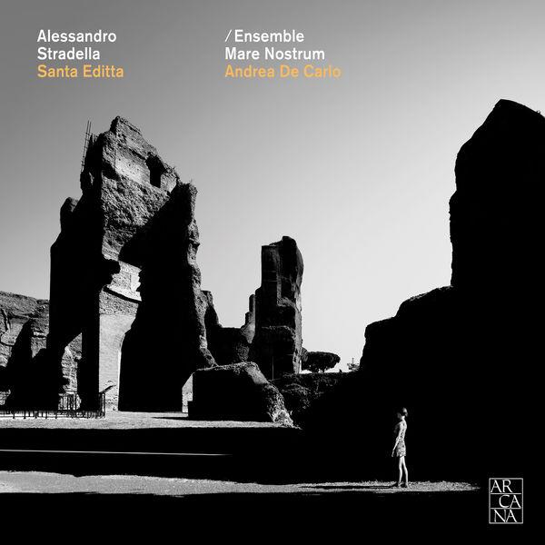 Ensemble Mare Nostrum - Stradella : Santa Editta