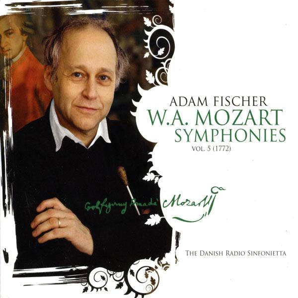 Adam Fischer - Symphonies (volume 5)