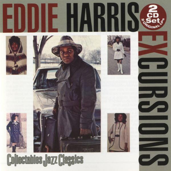 Eddie Harris - Excursions