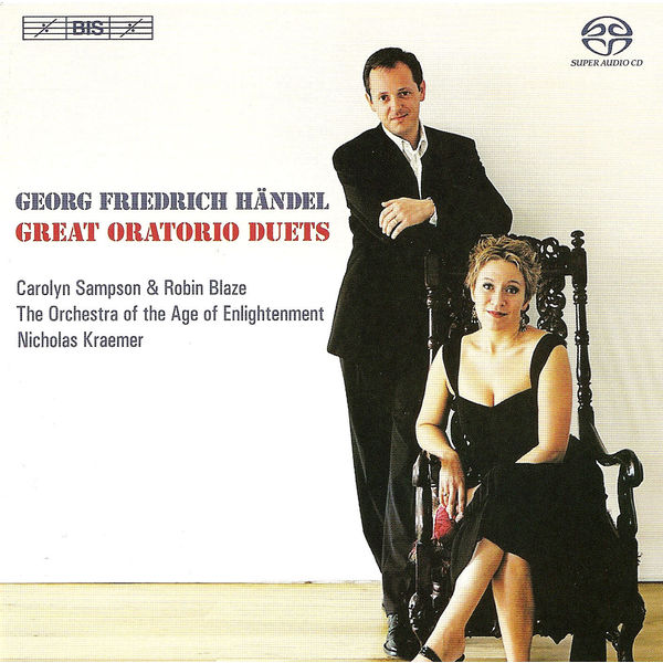 Carolyn Sampson - HANDEL: Duets from the Great English Oratorios