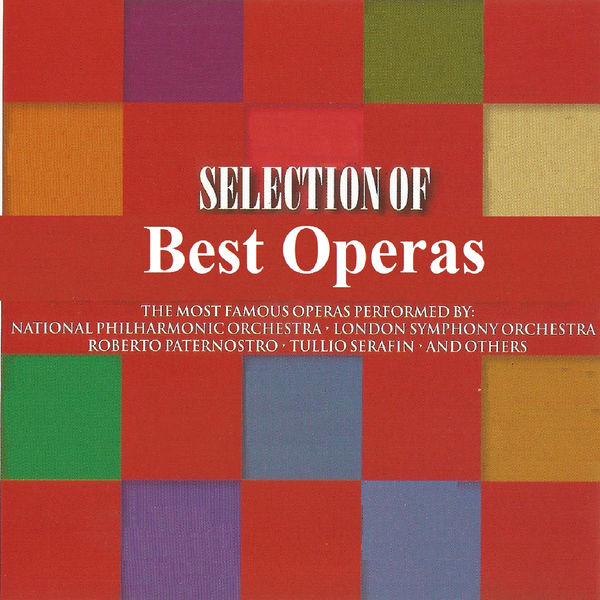 Giuseppe Verdi - Selection of Best Operas