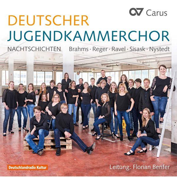 Florian Benfer - Nachtschichten (Brahms, Reger, Ravel, Sisask, Nystedt..)