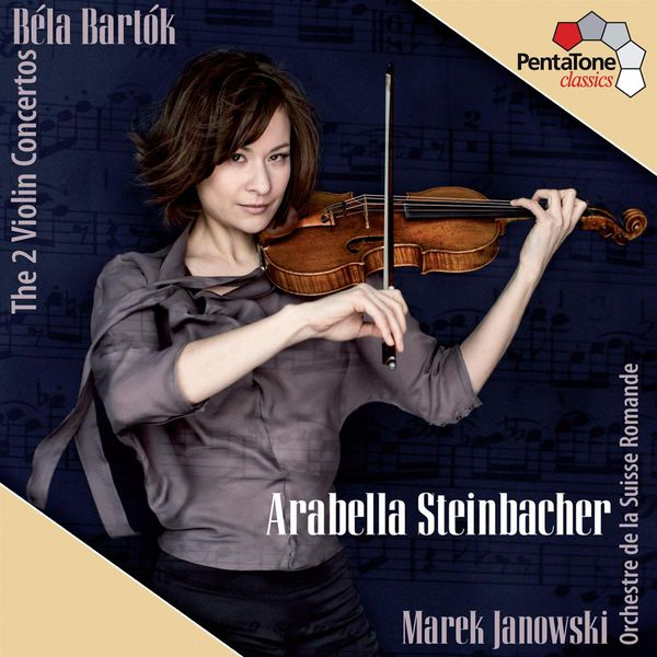 Arabella - Bartok : The Two Violin Concertos