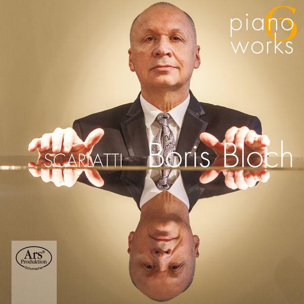 Boris Bloch - Sonates pour piano