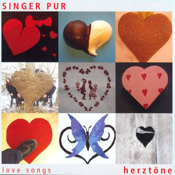 Singer Pur - SINGER PUR: Herztone (Love Songs)