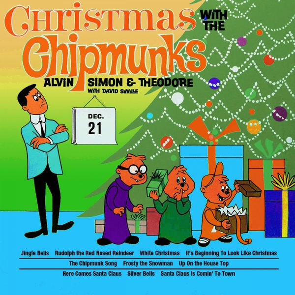 the chipmunks christmas with the chipmunks - Chipmunks Christmas