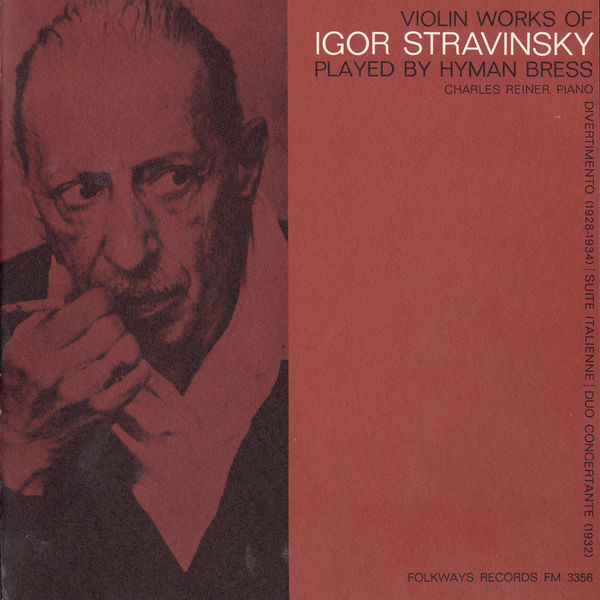 the life and works of igor stravinsky
