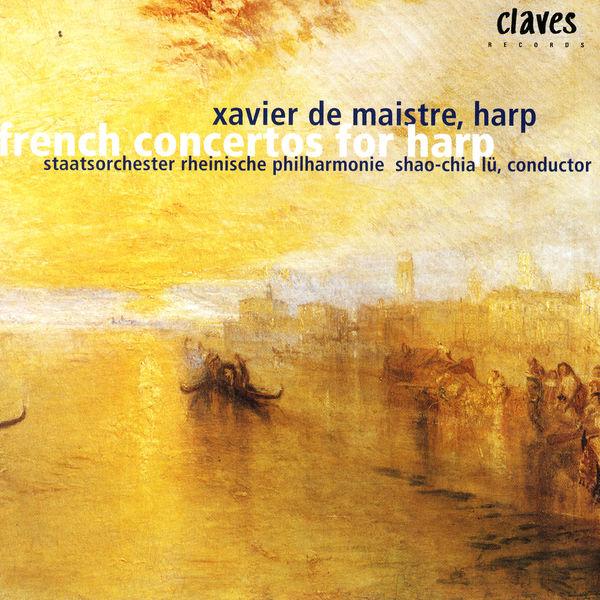 Gabriel Pierné - Concertos français pour harpe