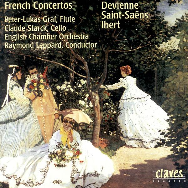 Peter-Lukas Graf|Concertos français