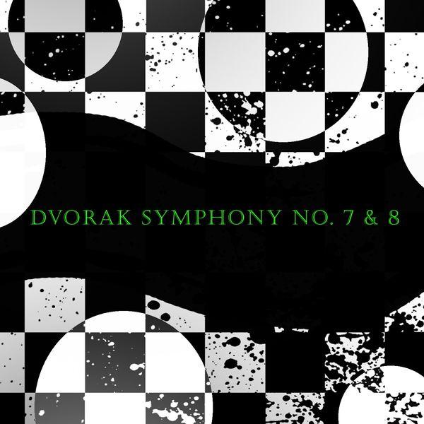 Antal Doráti - Dvorak Symphony No. 7 & 8