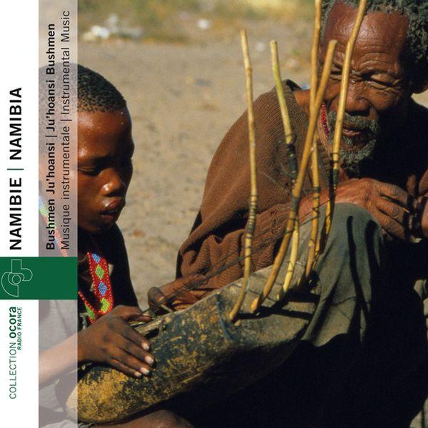 Bushmen Juóansi From Namibia - Namibie - Namibia - instrumental music