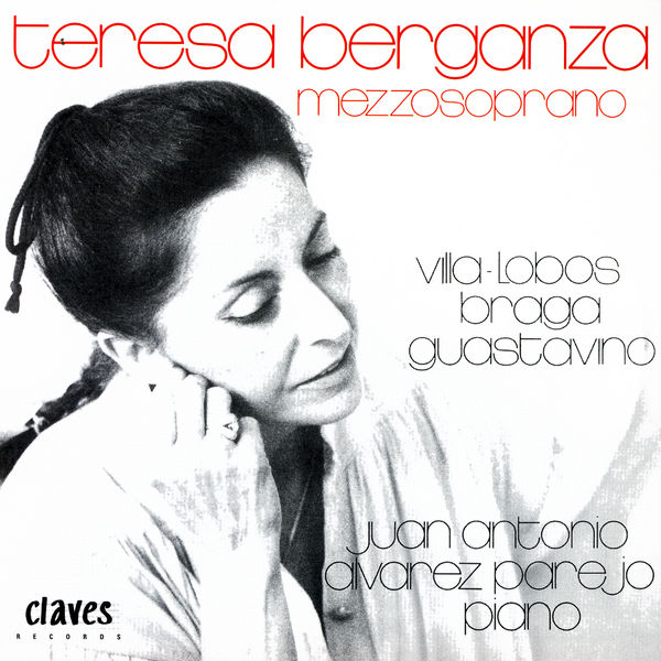 Heitor Villa-Lobos - Villa-Lobos, Braga & Guastavino: Songs from South America for Mezzo Soprano & Piano