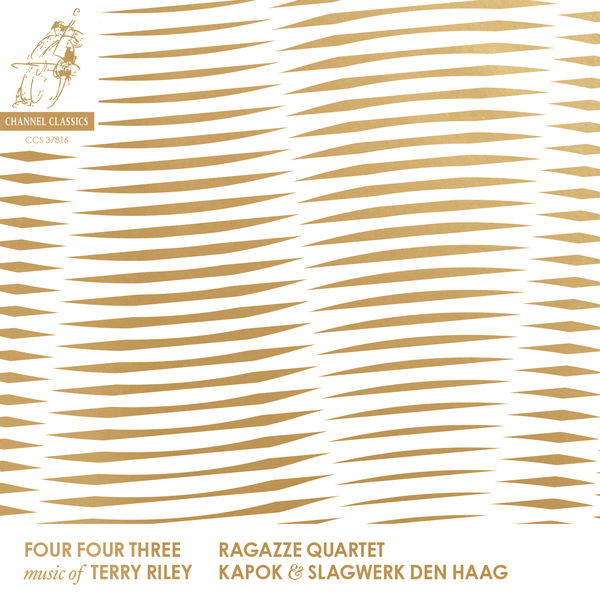 Ragazze Quartet - Four Four Three
