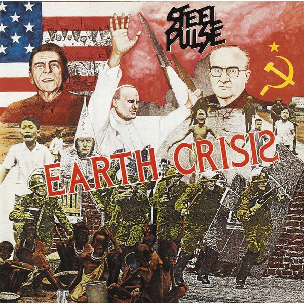 Steel Pulse - Earth Crisis