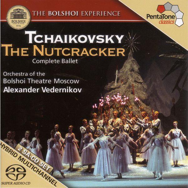 Bolshoi Theatre Children's Choir - Tchaikovsky: Nutcracker (The)