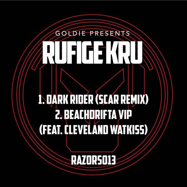 Goldie - Dark Rider / Beachdrifta VIP (Goldie Presents: Rufige Kru)