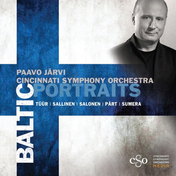 Paavo Järvi - Baltic Portraits
