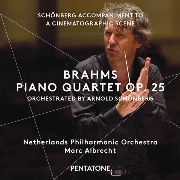 Marc Albrecht - Brahms: Piano Quartet No.1, Op.25 (Orch. A. Schoenberg) ...