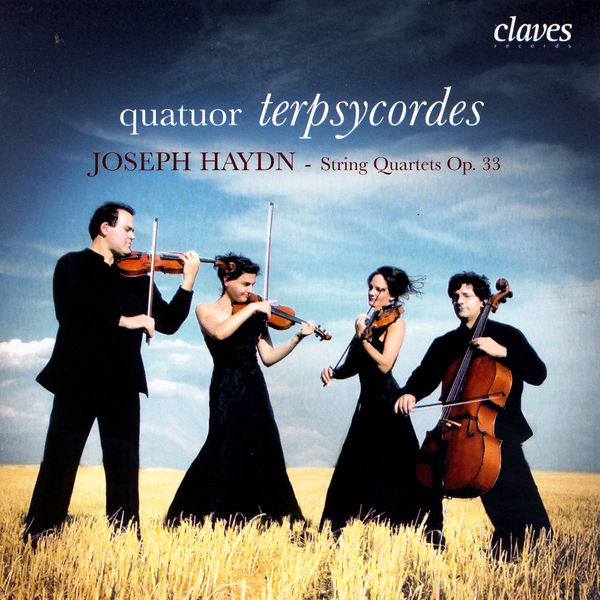 Joseph Haydn - Joseph Haydn: String Quartets Op. 33