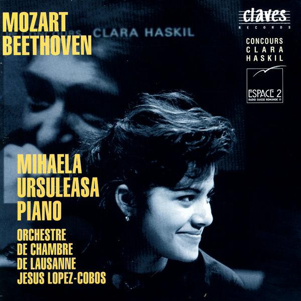 Mihaela Ursuleasa Concertos pour piano