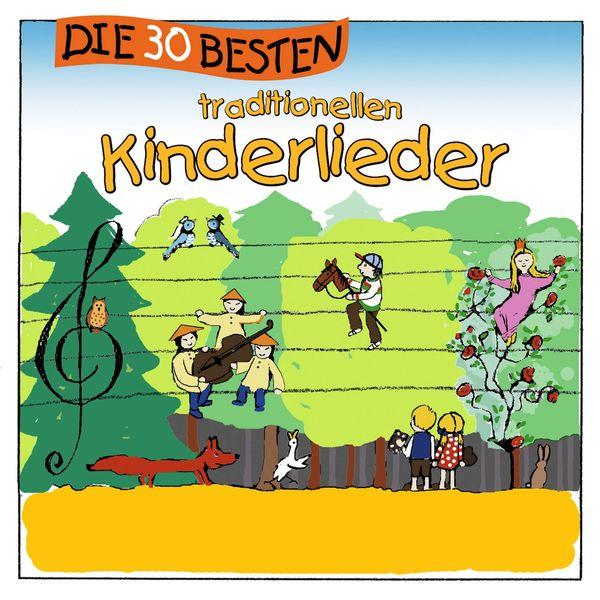 Simone Sommerland - Die 30 besten traditionellen Kinderlieder