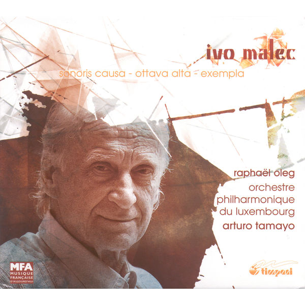 Raphaël Oleg - Ivo Malec : Œuvres orchestrales