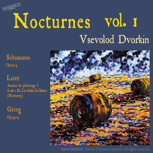Vsevolod Dvorkin - Nocturnes Vol. 1