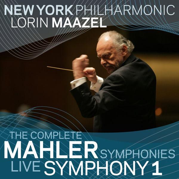 New York Philharmonic - Gustav Mahler : Symphony No. 1