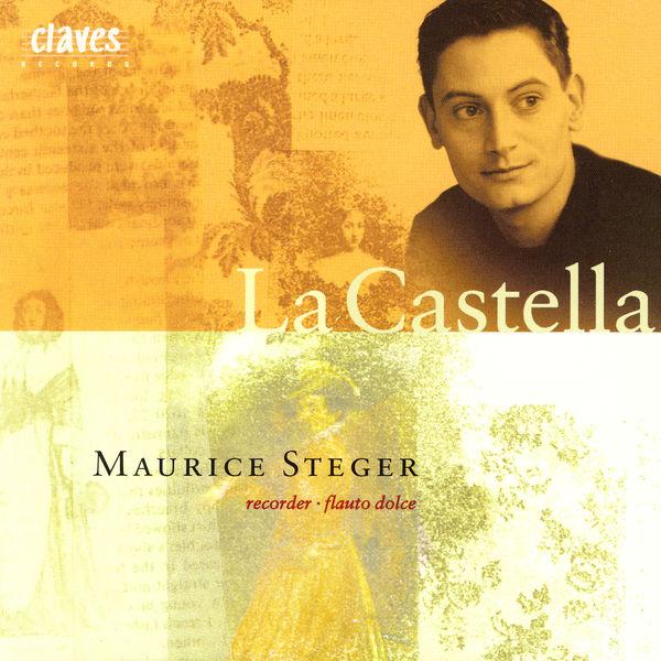 Maurice Steger - Musique baroque italienne pour flûte à bec