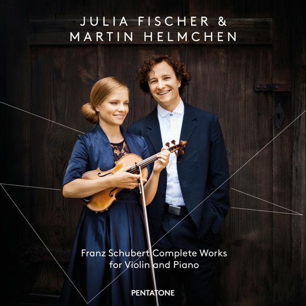 Julia Fischer - Schubert: Complete Works for Violin & Piano