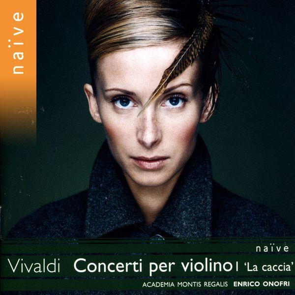 Enrico Onofri - Vivaldi: Concerti per Violino I « La Caccia »